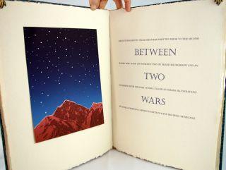 Between Two Wars. Selected Poems Written Prior to the Second World War. With an Introduction by Bradford Morrow and an Interview with the Poet Conducted by Les Ferris. Illustrations by Daniel Goldstein.