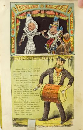 The Royal Punch & Judy as Played Before the Queen at Windsor Castle & the Crystal Palace.