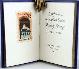 California on United States Postage Stamps.
