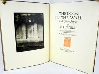 The Door in the Wall. H. G. Wells