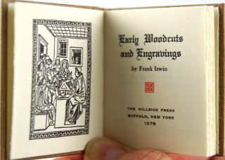Early Woodcuts and Engravings.