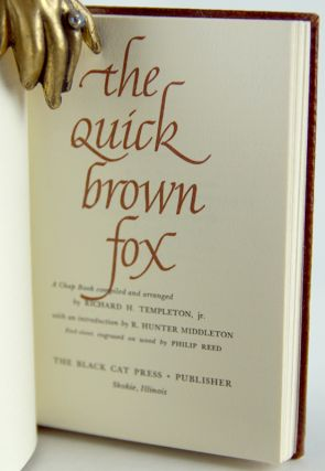 The Quick Brown Fox.