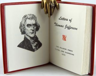 Letters of Thomas Jefferson.