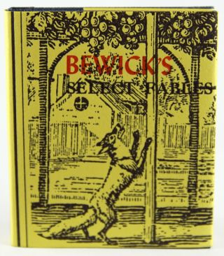 Bewick's Select Fables. Aesop