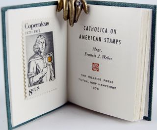 Catholica on American Stamps.