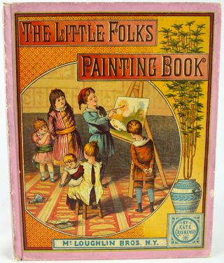 The Little Folks' Painting Book