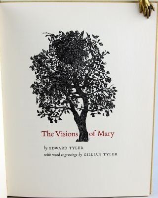 Visions of Mary. Edward Tyler