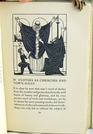 Clothes: An Essay Upon the Nature and Significance of the Natural and Artificial Integuments Worn by Men and Women.
