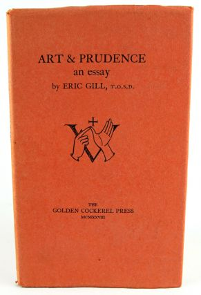 Art & Prudence: An Essay.