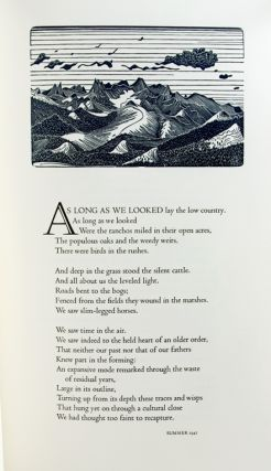 Eastward the Armies. Selected Poems 1935-1942 that Present the Poet's Pacifist Position through the Second World War.