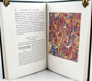 The Whole Art of Marbling As Applied To Paper Book-Edges Etc.