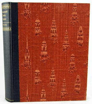 Decorated Book Papers: Being an Account of Their Designs and Fashions. Together with: the second through fourth editions.
