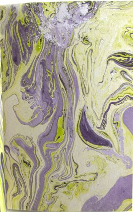 The World's Worst Marbled Papers. Being a collection of ten contemporary San Seriffean marbled...