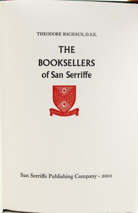 The Booksellers of San Serriffe.