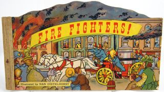 Fire Fighters! Nan Pollard