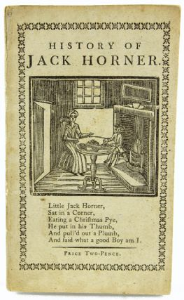The Pleasant History of Jack Horner