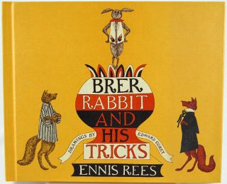 Brer Rabbit and His Tricks. Ennis Rees