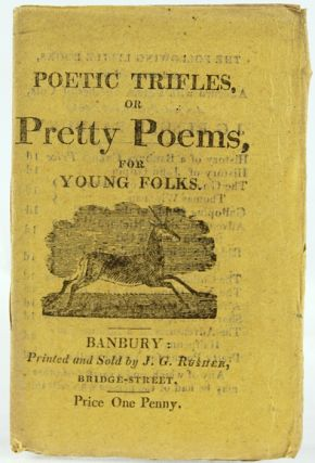 Poetic Trifles, or Pretty Poems, for Young Folks