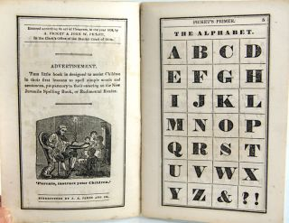 Picket's Primer, or First Book for Children: Designed to Precede the Spelling Book.