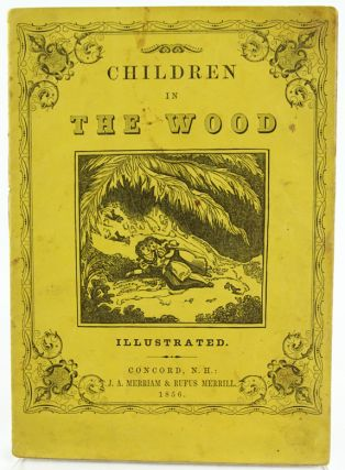The Story in Verse of the Children in the Wood