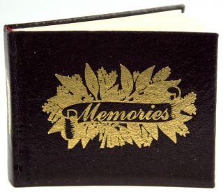 Memories: An Anthology