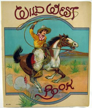 Wild West Rhymes. Carolyn S. Hodgman