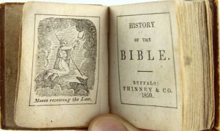 History of the Bible.