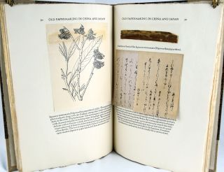 Old Papermaking in China and Japan.