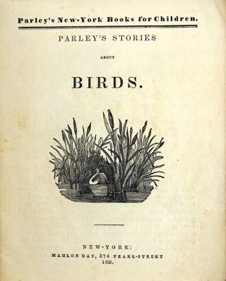 Parley's Stories about Birds.