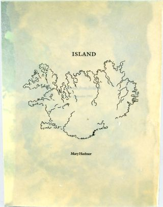 Island: Journal from Iceland.