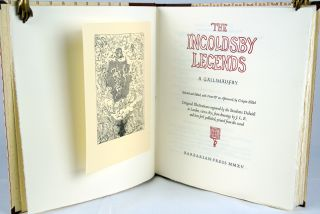The Ingoldsby Legends: A Gallimaufry. Richard H. Barham