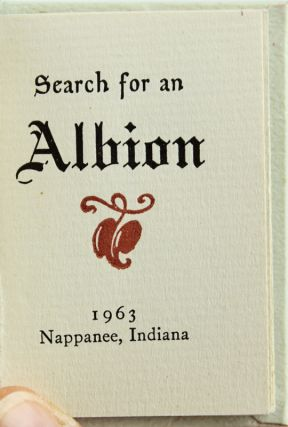 Search for an Albion.