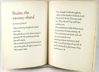 Psalm the Twenty-Third.