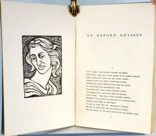 An Oxford Odyssey. Together with: 35th anniversary broadside.