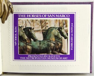 The Horses of San Marco.