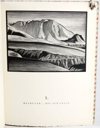 California Hills and Other Wood Engravings.