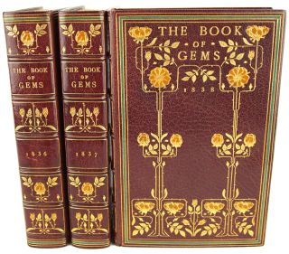 The Book of Gems: The Poets and Artists of Great Britain.