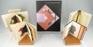 Woven and Interlocking Book Structures from the Janus, Steiner and Gefn Presses.