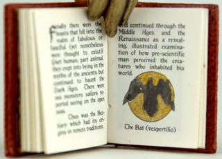 A Book of Beasts, Based on a Medieval Bestiary.