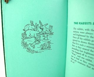 Aesop's Frog Fables.