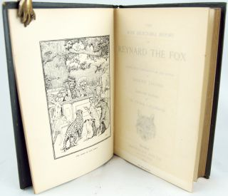 The Most Delectable History of Reynard the Fox.