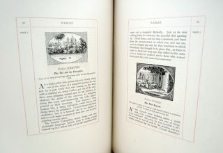 Bewick's Select Fables of Aesop and Others.