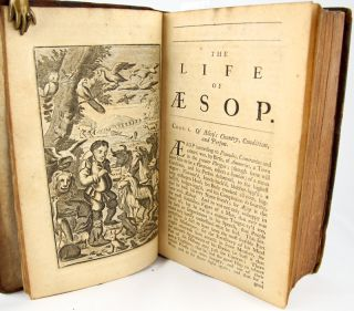 Fables of Aesop and Other Eminent Mythologists. Together with: Fables and Stories Moralized.