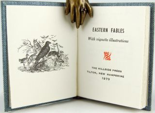 Eastern Fables.