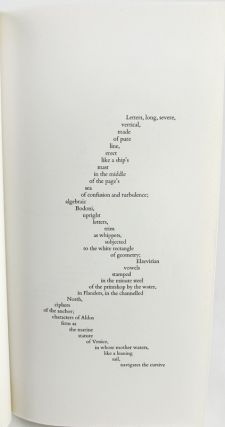 Ode to Typography.